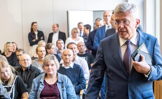 Karczewski: Nie ma możliwości, aby szybko zmienić stan służby zdrowia