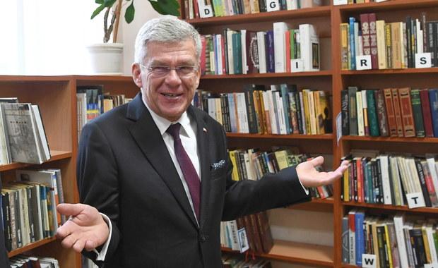 Karczewski: Nie potrzeba komisji śledczej ws. afery podsłuchowej