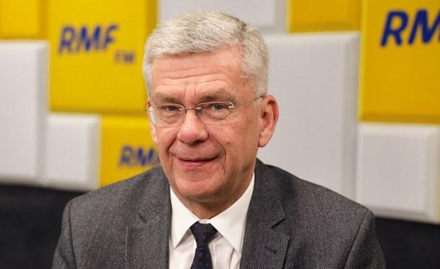 Karczewski o zmianach w Kodeksie wyborczym: To jest pragmatyczne i adekwatne do sytuacji rozwiązanie