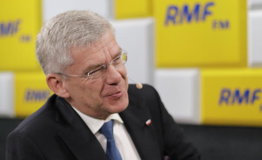 Karczewski: Pakiet demokratyczny? Dorośniemy do tego /Michał Dukaczewski /RMF FM