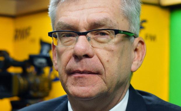 Karczewski: Przystąpiliśmy do dobrej zmiany w zakresie spółek, popełniliśmy błędy, nobody's perfect