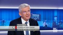 """Karczewski w """"Gościu Wydarzeń"""":  Mam zupełnie inne zdanie od byłej już wiceminister"""