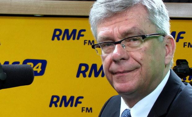 Karczewski w Kontrwywiadzie RMF FM: Nie mamy zdania ws. aborcji /Kamil Młodawski /RMF