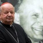 Kard. Dziwisz o dacie kanonizacji Jana Pawła II