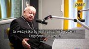 Kard. Dziwisz o wydaniu swoich notatek nt. pontyfikatu Jana Pawła II