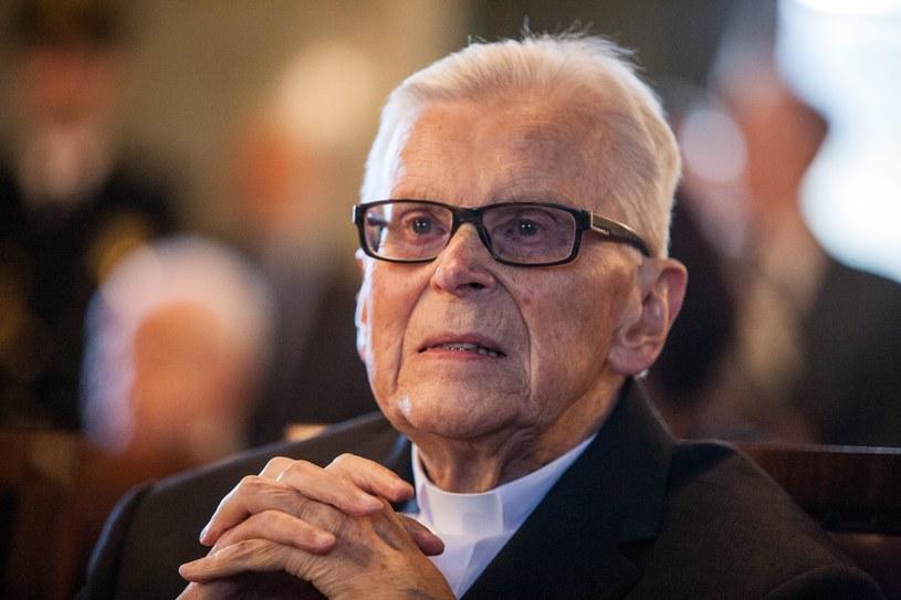 Kard. Franciszek Macharski trafił do szpitala. Jego stan jest poważny /Jan Graczyński /East News
