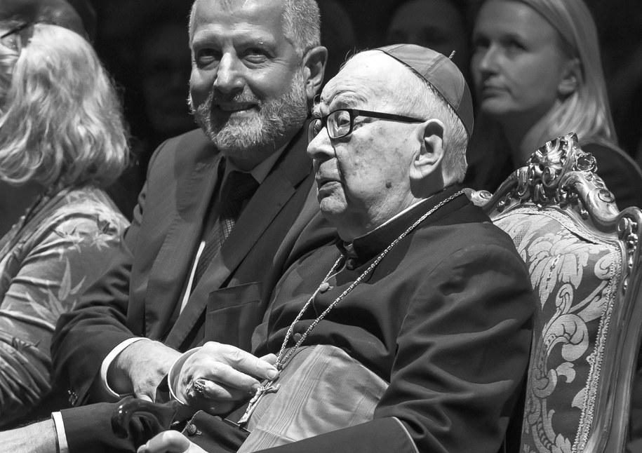 Kard. Henryk Gulbinowicz / Maciej Kulczyński    /PAP