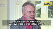 Kard. K. Nycz: Czekamy na uznanie cudu za wstawiennictwem kard. Wyszyńskiego