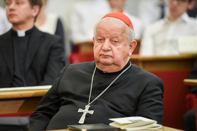 Kard. Stanisław Dziwisz /Jacek Domiński /Reporter