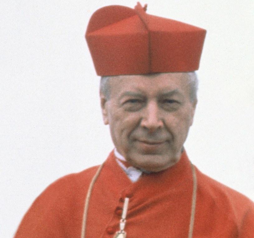 Kard. Stefan Wyszyński, zdjęcie z 10. czerwca 1979 roku z pierwszej pielgrzymki Jana Pawła II do Polski /SETBOUN/SIPA/EAST NEWS /East News