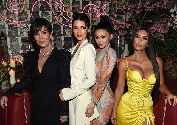 Kardashianowie uwielbiają huczne imprezy /Dimitrios Kambouris / Staff /Getty Images