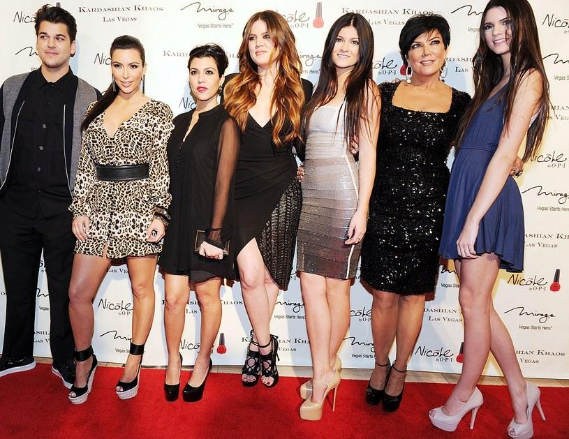 Kardashianowie /Getty Images