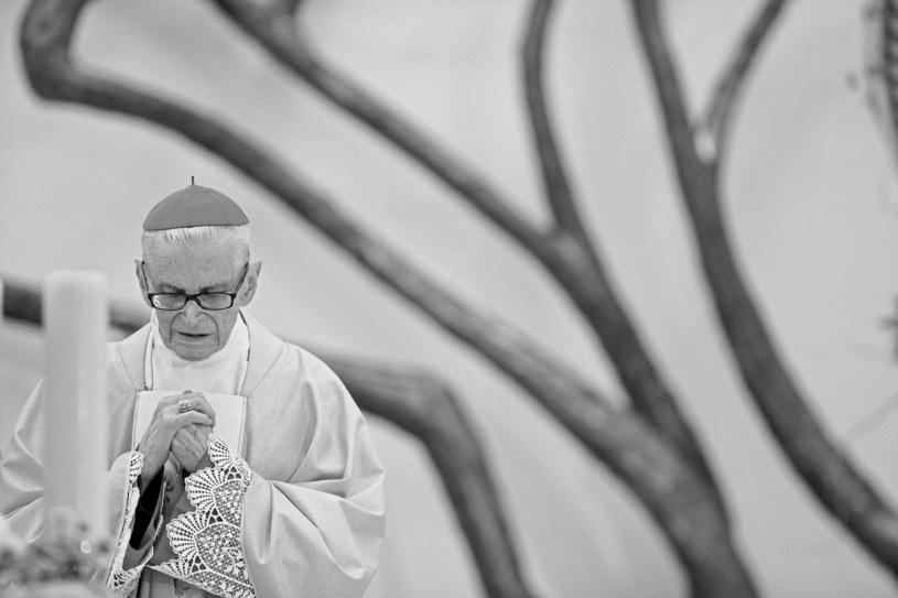 Kardynał Franciszek Macharski (1927-2016) /Michał Lepecki /