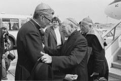 Kardynał Franciszek Macharski - archiwalne zdjęcia