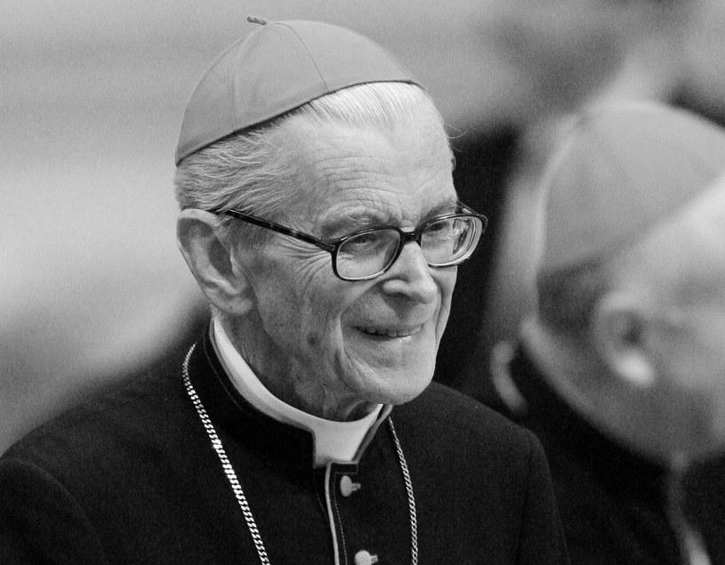 Kardynał Franciszek Macharski nie żyje /AFP