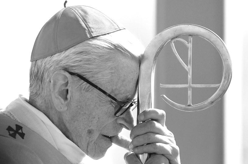 Kardynał Franciszek Macharski zmarł 2 sierpnia /RALPH ORLOWSKI /Getty Images