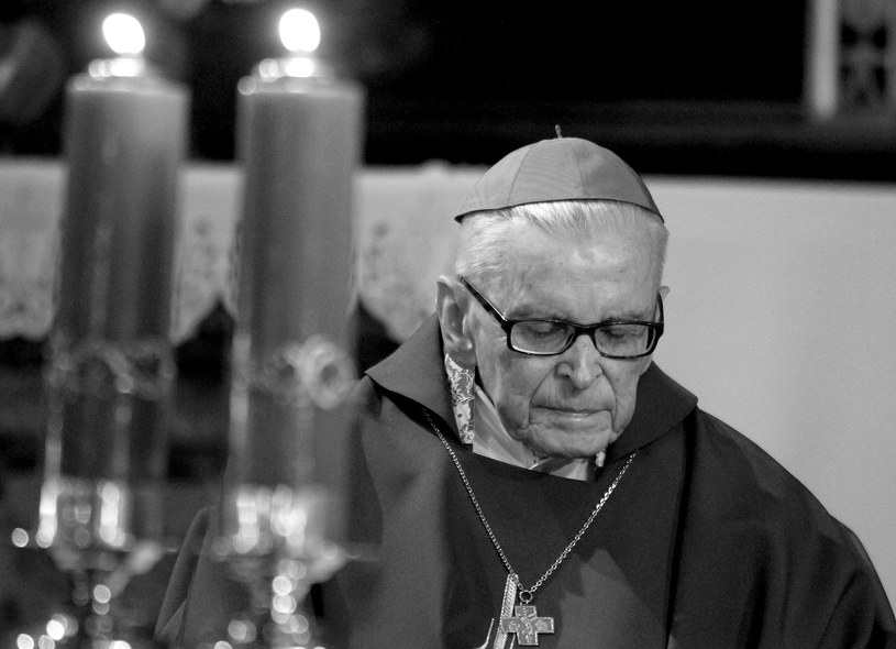 Kardynał Franciszek Macharski /Artur Barbarowski /East News