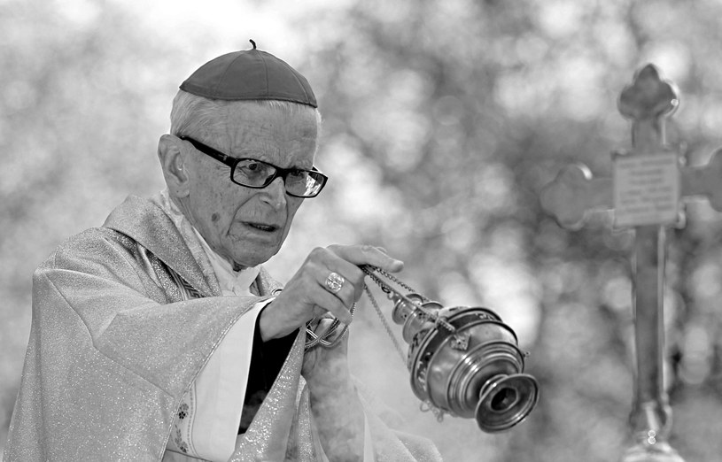 Kardynał Franciszek Macharskim, zdjęcie archiwalne /Andrzej Grygiel /PAP