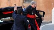 Kardynał George Pell przesłuchany ws. molestowania seksualnego