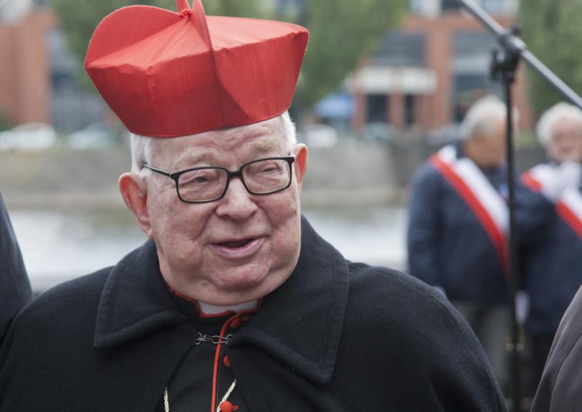 Kardynał Henryk Gulbiniowicz /Leszek Kotarba  /East News