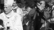 Kardynał Józef Glemp w ujęciach archiwalnych