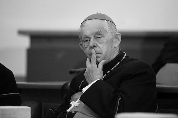 Kardynał Józef Glemp /East News