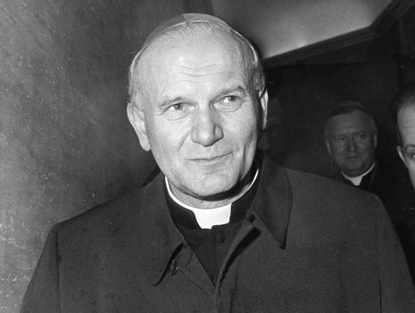 Kardynał Karol Wojtyła w Watykanie, 03.10.1978 /Associated Press /East News