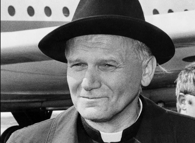 Kardynał Karol Wojtyła /AFP