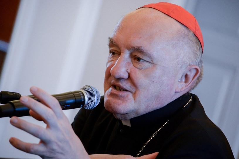 Kardynał Kazimierz Nycz /Mariusz Gaczyński /East News