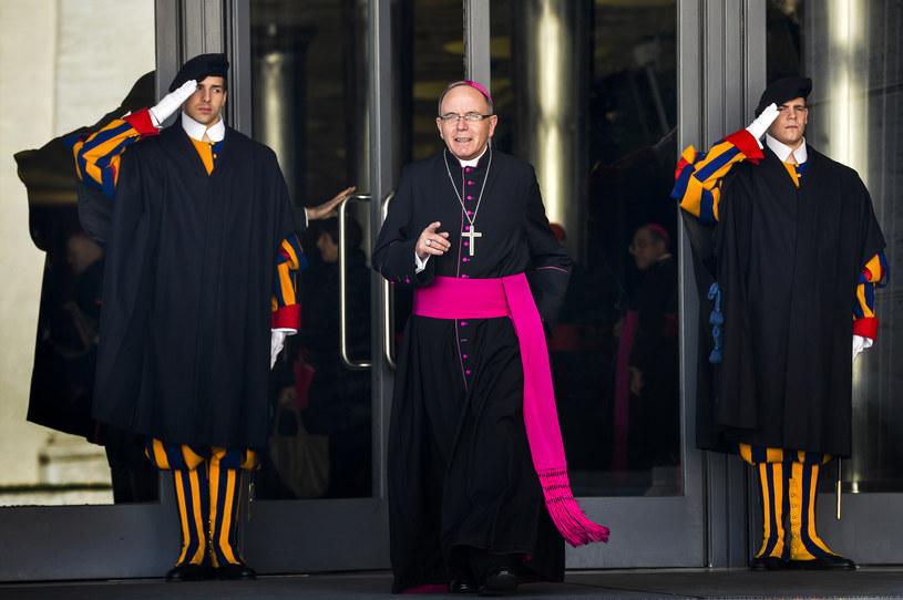 Kardynał Manuel Clemente /AFP