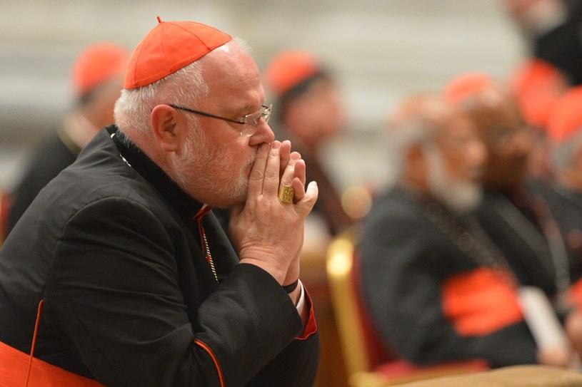 Kardynał Reinhard Marx /AFP