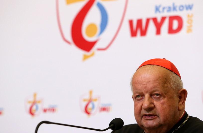 Kardynał Stanisław Dziwisz /Grzegorz Momot /PAP