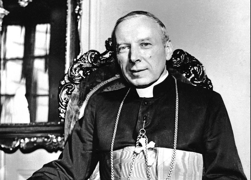 Kardynał Stefan Wyszyński nazywany jest Prymasem Tysiąclecia /AFP