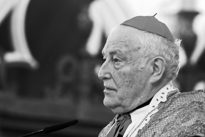 Kardynał Zenon Grocholewski nie żyje /Marek Lasyk/REPORTER  /Reporter