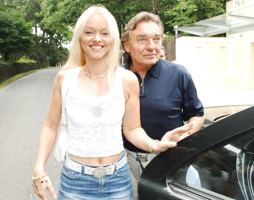 Karel Gott z córką Dominiką /East News