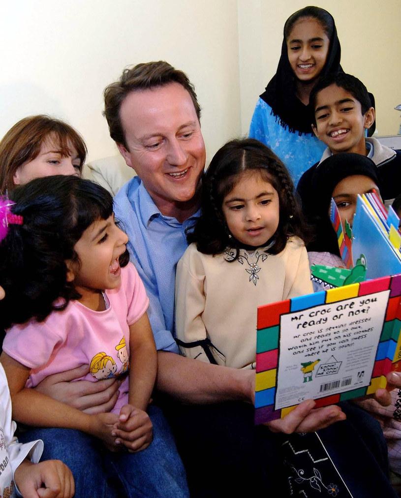 Kariera Davida Camerona na zdjęciach. /AFP