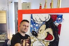 Kariera zbudowana z klocków. Mateusz Kustra - profesjonalny budowniczy i artysta LEGO