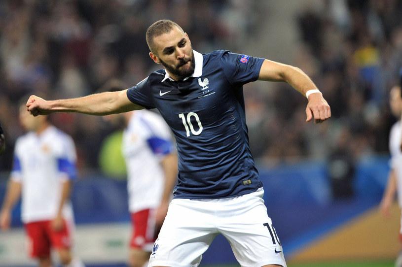 Karim Benzema ostatni raz zagrał w reprezentacji Francji w 2015 roku /imago sportfotodienst/Imago Sport and News/East News /East News