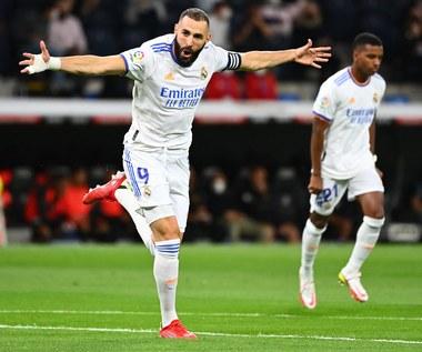 Karim Benzema przeszedł do historii