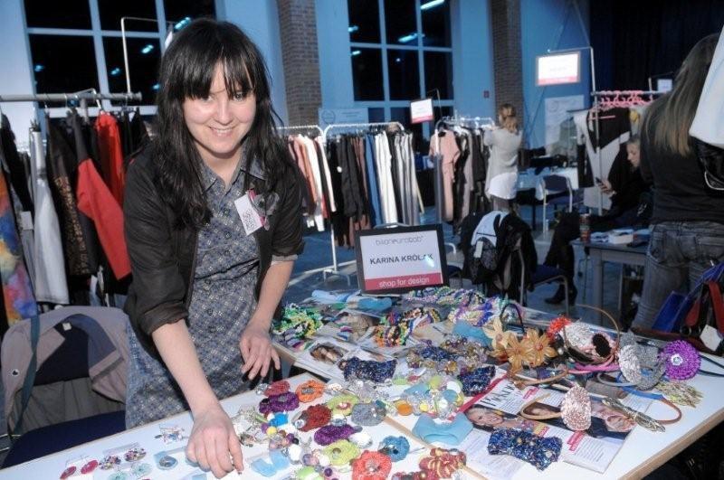 Karina Królak prezentuje swoje projekty