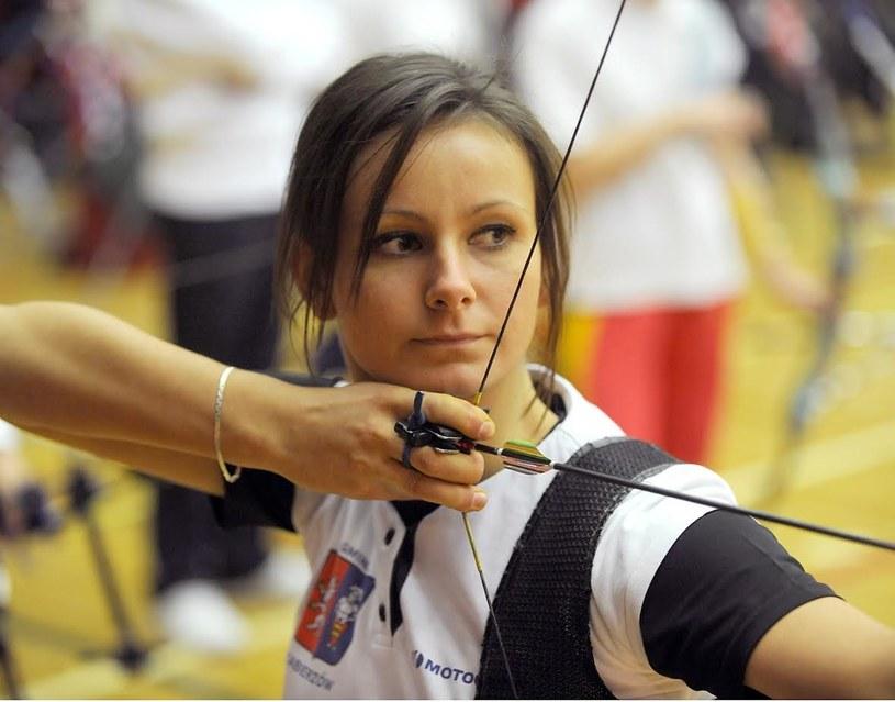 Karina Lipiarska-Pałka podczas mistrzostw świata w Ulsanie /Wacław Klag /East News