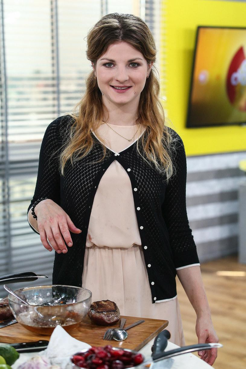 Karina Zuchora - ukochana Jarosława Kreta /Kamil Piklikieiwcz /East News