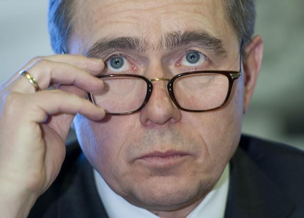Karl-Friedrich Stracke, były szef Opla /AFP