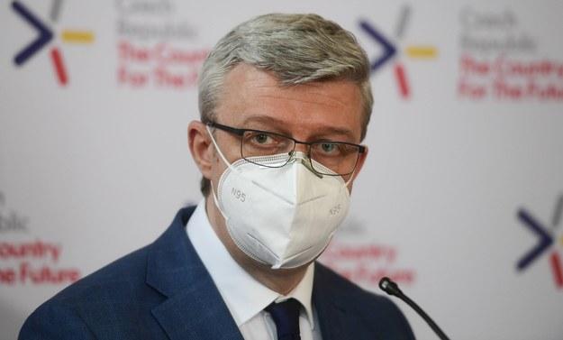 Karl Havliczek /Roman Vondrous    /PAP/EPA