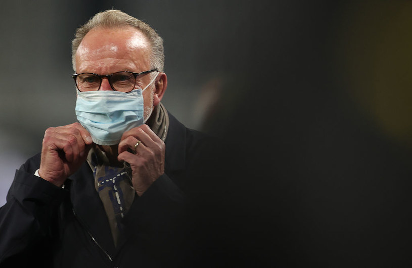 Karl-Heinz Rummenigge /Pool /Getty Images