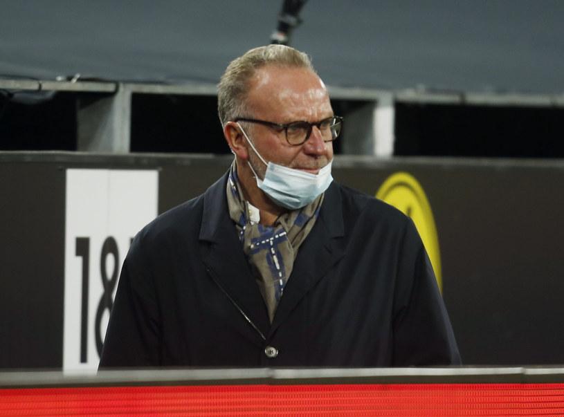 Karl-Heinz Rummenigge /AFP
