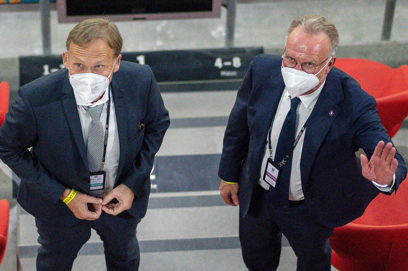 Karl-Heinz Rummenigge /EXPA    /Newspix