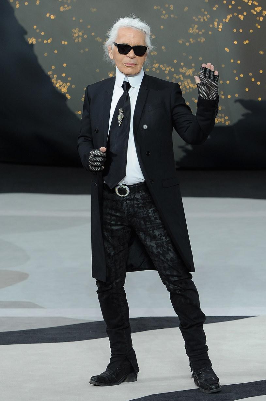 Karl jest w świetnej kondycji /Getty Images
