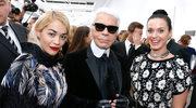 Karl Lagerfeld nie żyje. Słynny projektant był przyjacielem i mentorem gwiazd muzyki