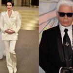 Karl Lagerfeld znalazł nową muzę! Kendall Jenner zachwycona!